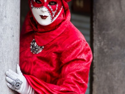 Couldn't Make It to Venice? Meet Here the Intriguing Creatures of the Venice Carnival