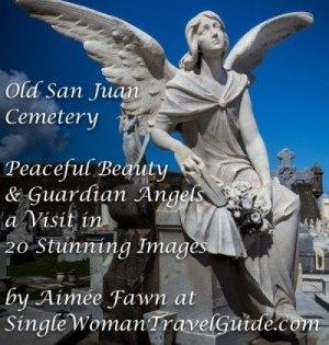 Peaceful Beauty Found Amongst the Guardian Angels of Old San Juan's Cemetery – A Photo Visit in 20 Stunning Images